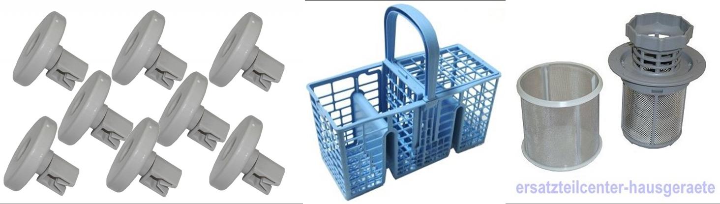 Ersatzteile für Geschirrspüler und Spülmaschinen