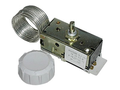 Aeg Kühlschrank Thermostat : Thermostat youtube