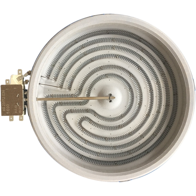 Egonomic Strahlungsheizkorper O 210mm 2100 W 230 V