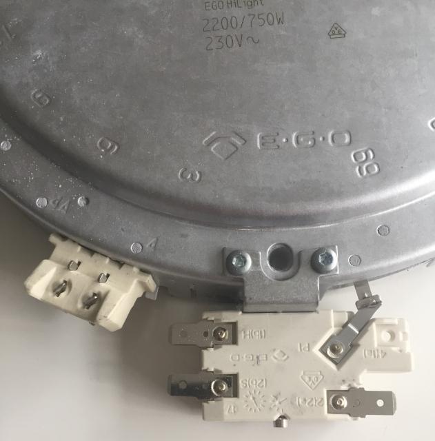 Ceranfeld Kochplatte herdplatte, kochplatte für ceranfeld 2200 750 w or