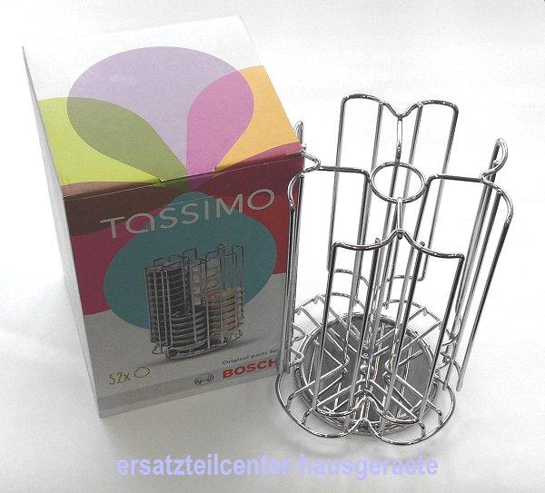tassimo t disc st nder f r 52 st ck bosch 574959 ersatzteilcenter. Black Bedroom Furniture Sets. Home Design Ideas