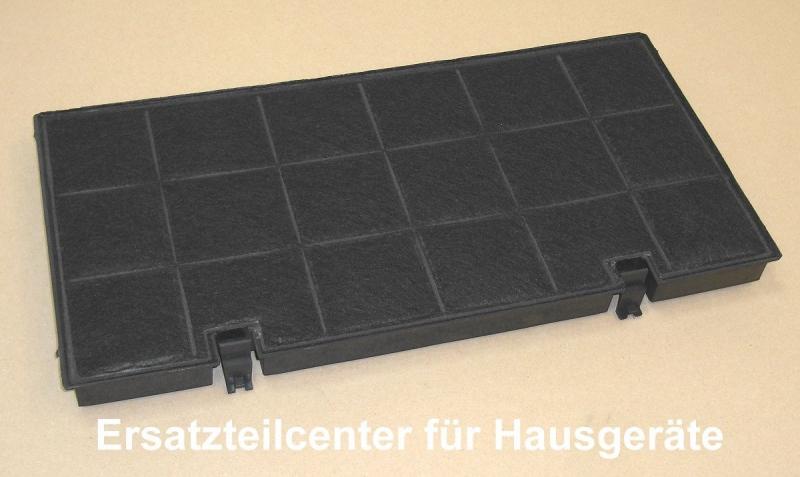 Aktivkohlefilter filter kohlefilter dunstabzugshaube typ 190 485 x